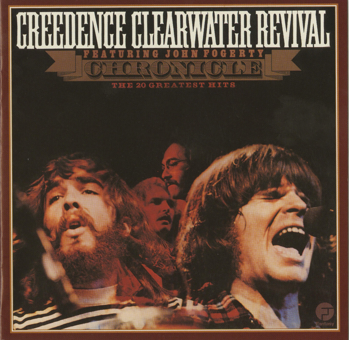 Creedence clearwater fortunate