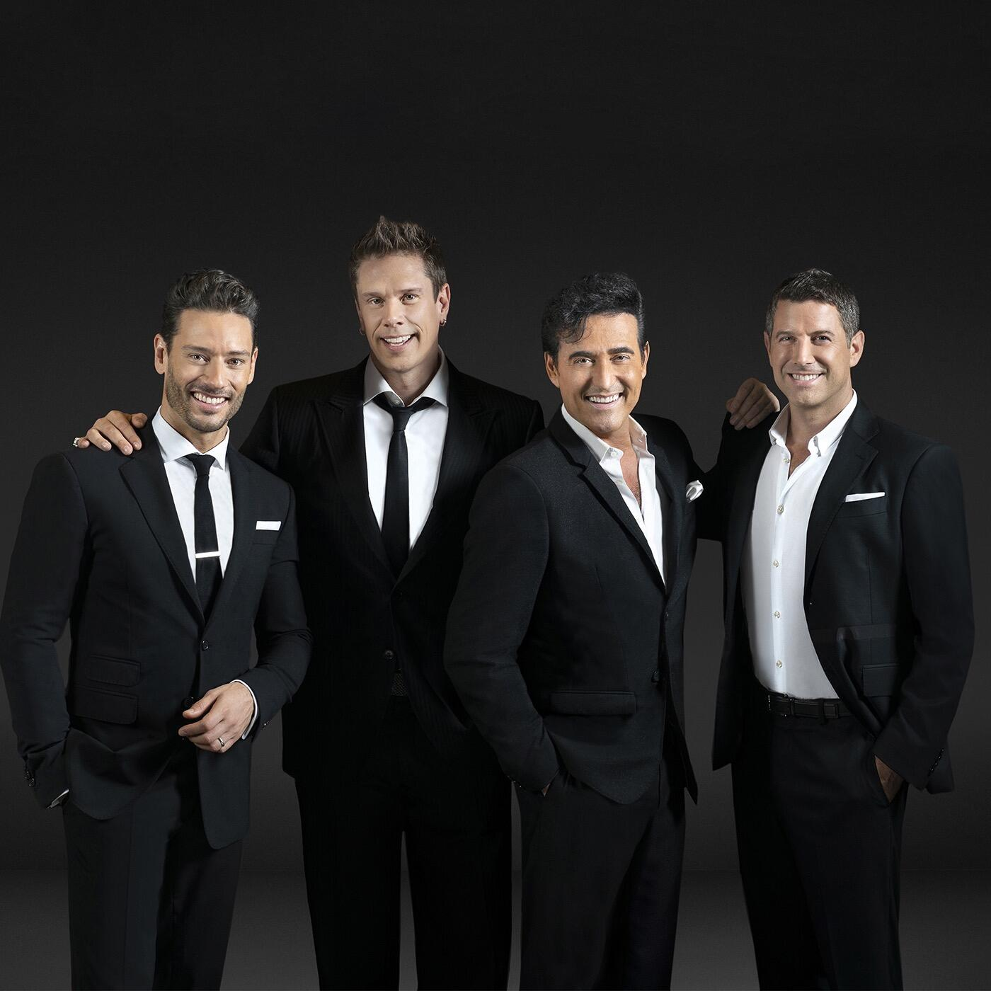 Il divo radio listen to free music get the latest info iheartradio - Il divo all by myself ...