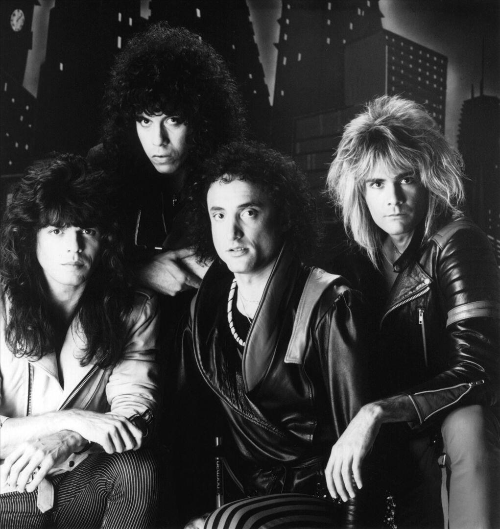 Stream Free Music From Albums By Quiet Riot