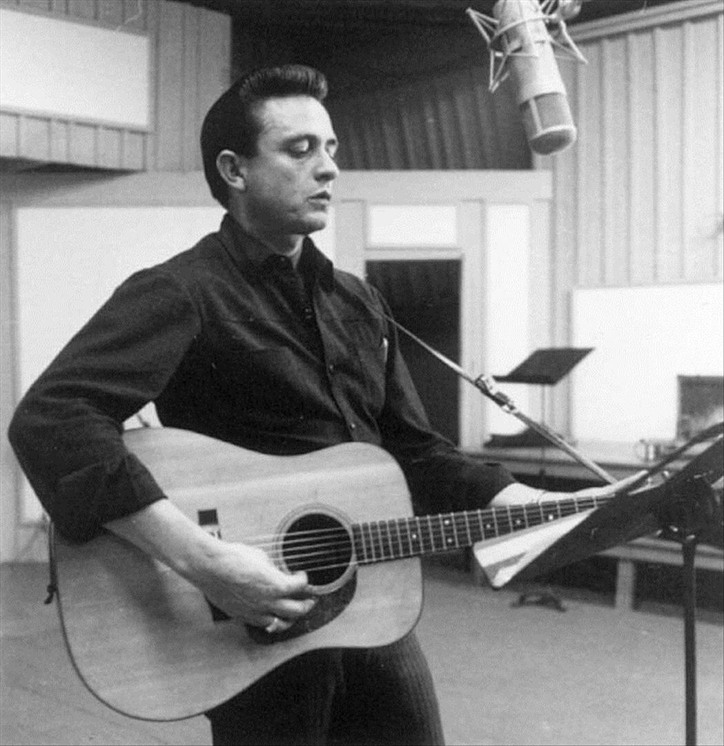 Image result for listen to johnny cash