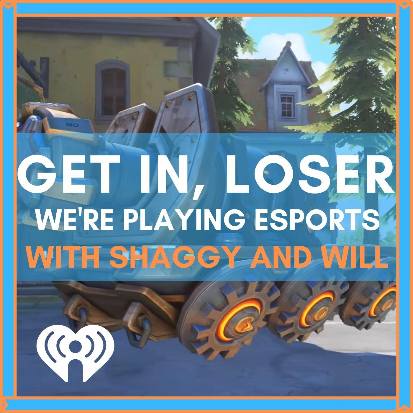 Listen to Sports vs. Esports | Get In, Loser, We're Playing Esports | Podcasts