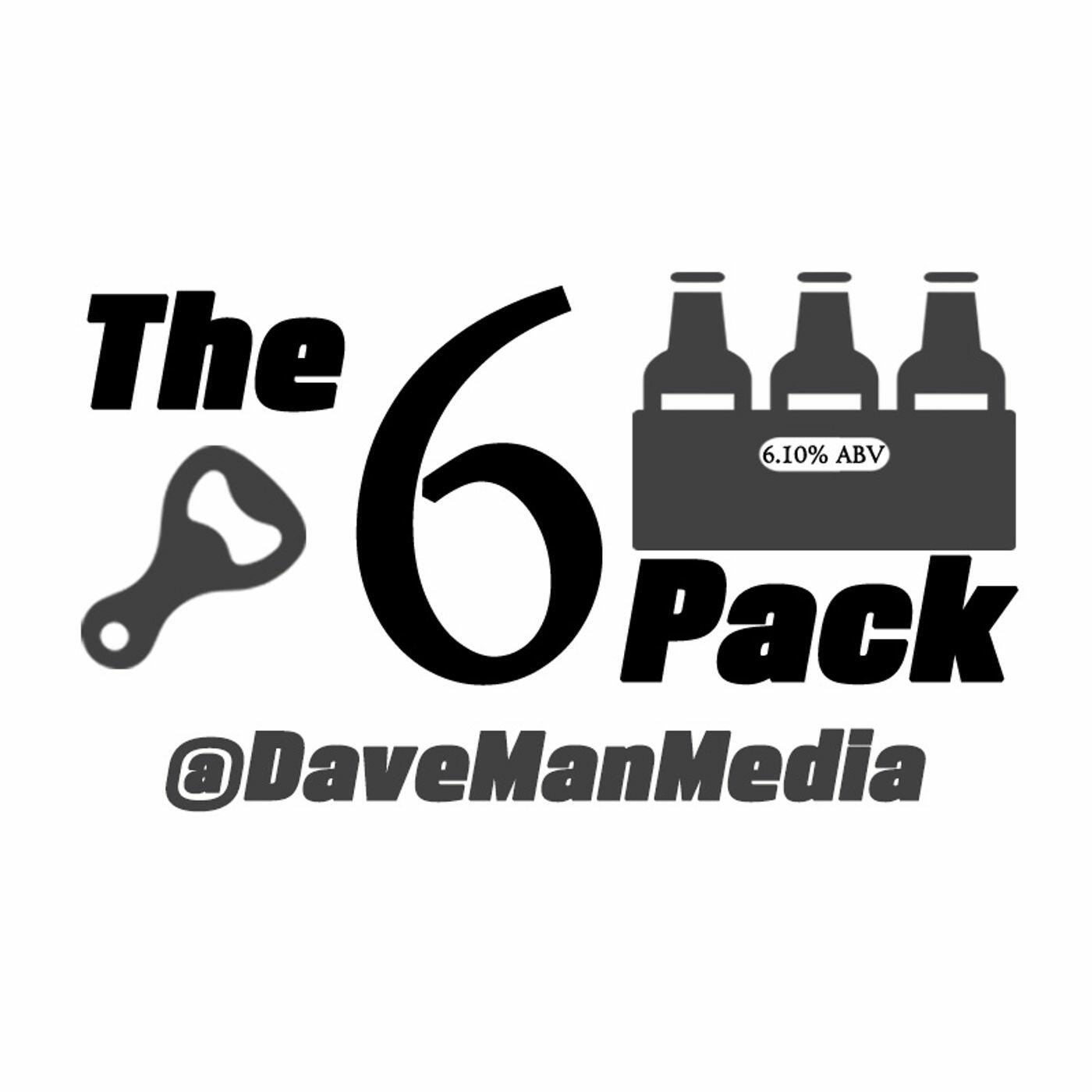 Listen to Toxic Masculinity, the Gillette Razor Commercial & Celeb Social Media Telling Us How to Live | The 6 Pack with DaveMan | Podcasts