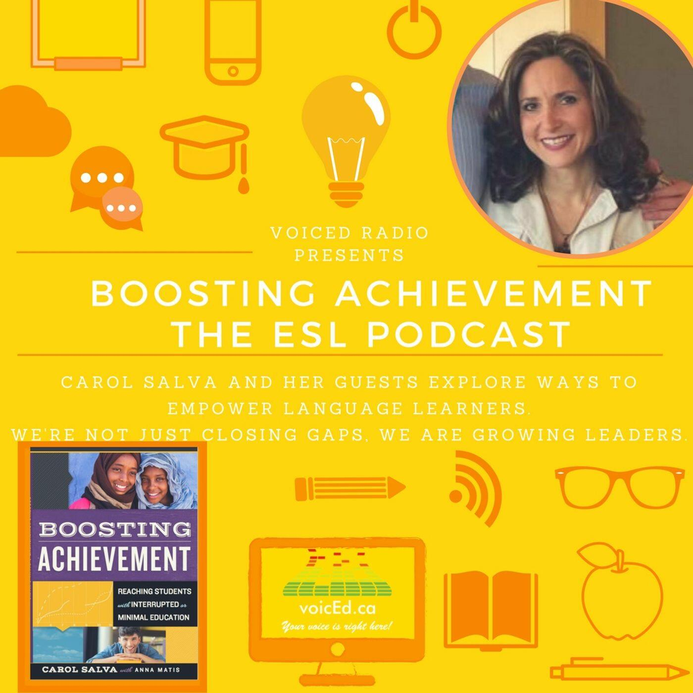 Listen to BAP052 - Aging Out & What We Do Every Day | Boosting Achievement: The ESL Podcast | Podcasts