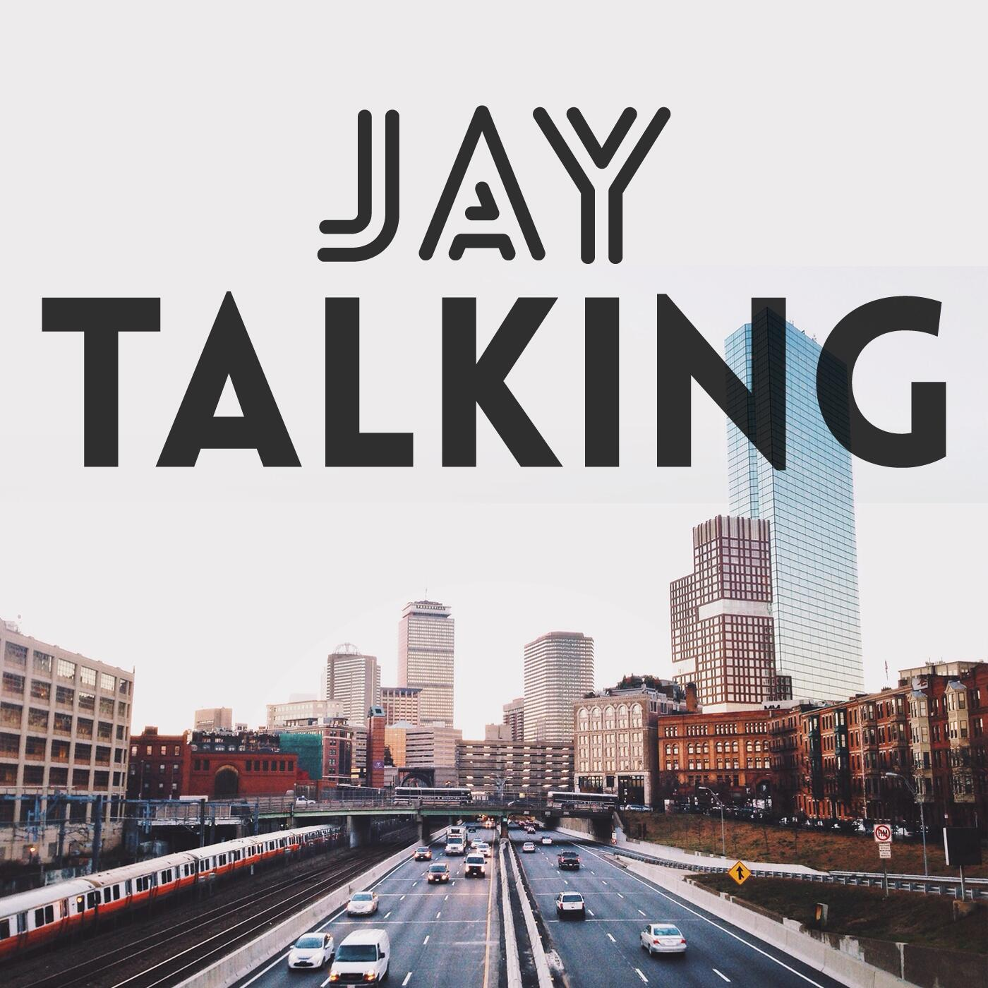 Listen to The Pursuit Of Happiness | Jay Talking | Podcasts