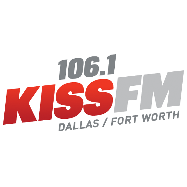 listen to 106 1 kiss fm radio live dallas ft worth 39 s hit music. Black Bedroom Furniture Sets. Home Design Ideas