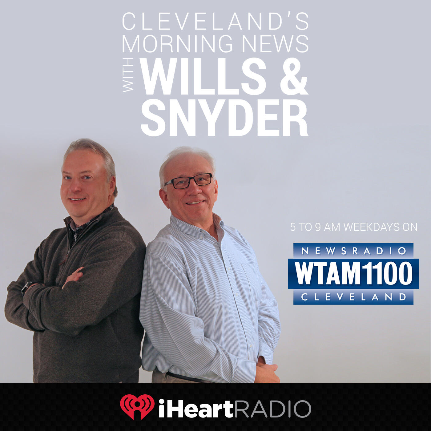Listen Free To Cleveland's Morning News With Wills And