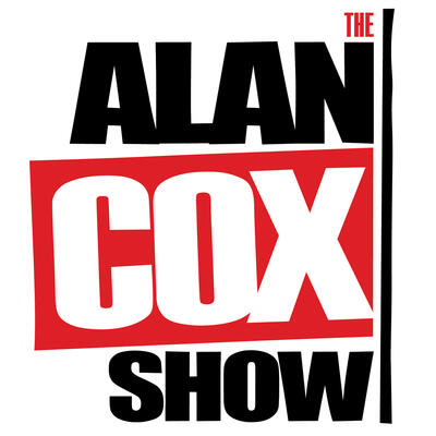 Listen to Radio Threesome/ Wurst Pitch/ Anti-Elvis/ Re-Tired/ FCC The Nipple/ Trump v. FOX/ Twang Chung/ Get It Poppin'/ City Slogans | The Alan Cox Show | Podcasts