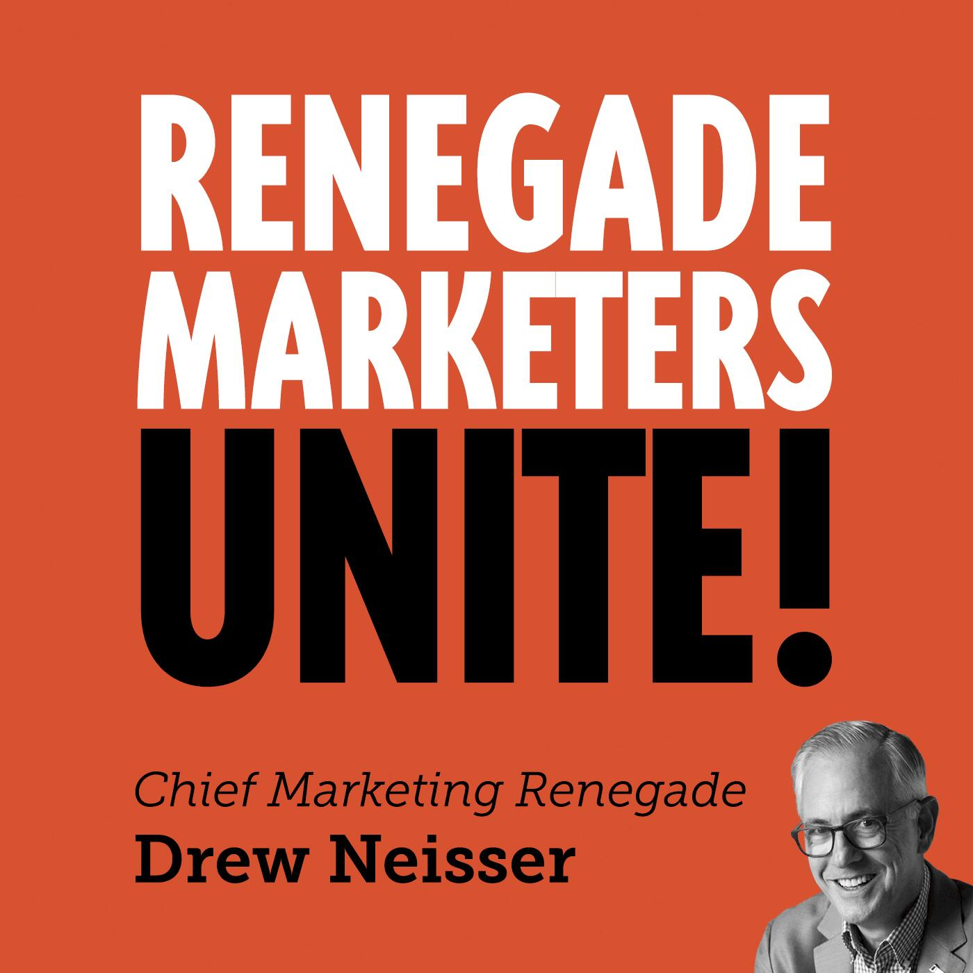 Listen to 59: Incorporating Listening into Social Marketing for Increased Customer Connections | Renegade Thinkers Unite | Podcasts